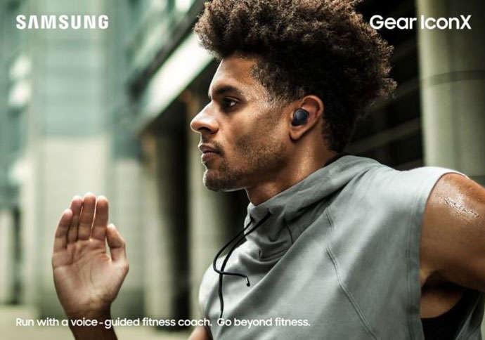 Samsung ra mắt Gear IconX phiên bản mới, pin lâu hơn, tích hợp trợ lý ảo Bixby