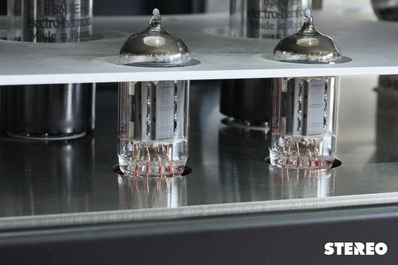 Ampli đèn tích hợp MastersounD Evo 300B
