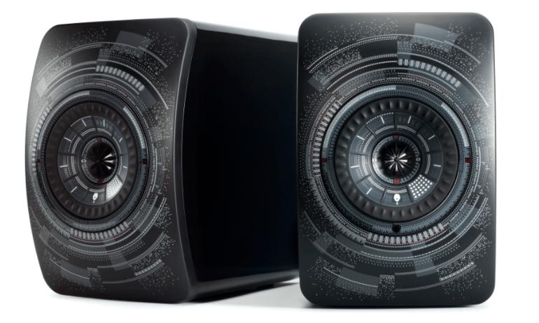 KEF phát hành phiên bản 'Nocturne' Special Edition cho loa không dây LS50