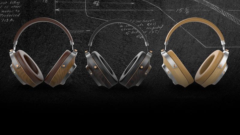Heritage HP-3: tai nghe ấn tượng với phong cách hoài cổ