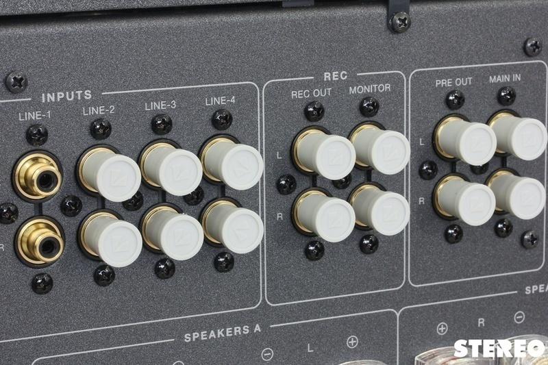 Hoài cổ cùng ampli đèn tích hợp Luxman LX-380