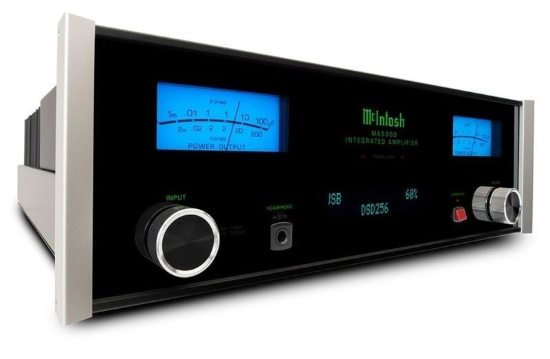 McIntosh cho ra đời ampli tích hợp nhỏ nhất của hãng mang tên MA5300