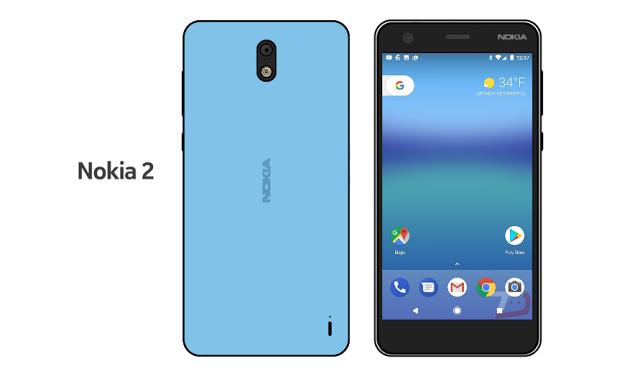 Nokia 2: Smartphone sở hữu pin 4,1000 mAh với giá bán dưới 3 triệu đồng