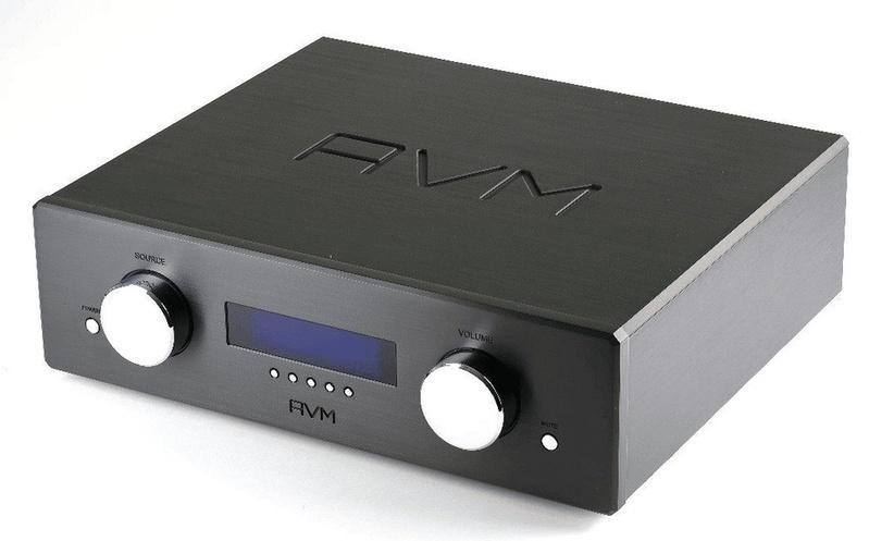 AVM giới thiệu pre-amp đầu bảng Ovation PA 8.2