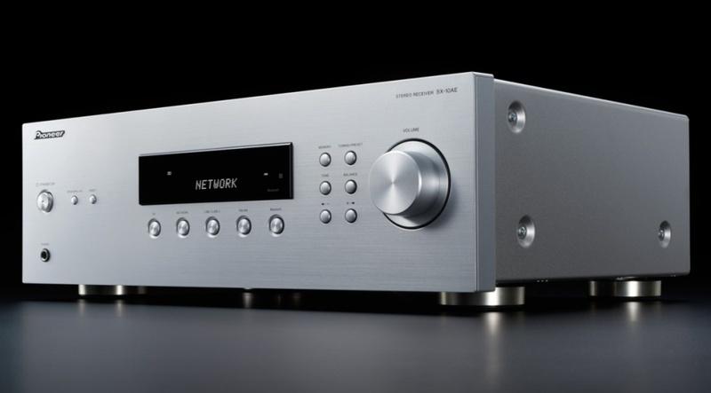 Pioneer tung ra thị trường bộ đôi receiver 2 kênh SX-10AE và SX-N30AE