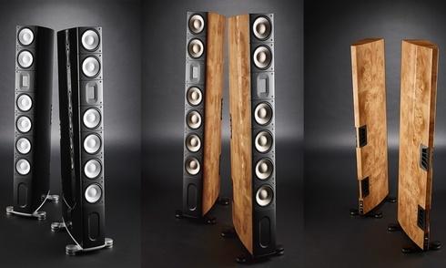 Raidho Acoustics trình làng 2 mẫu loa đỉnh cao thuộc dòng X và XT