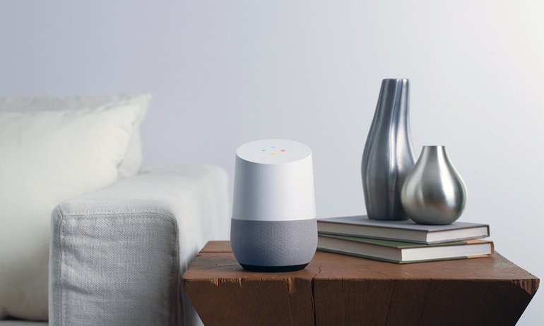 Google hé lộ thông tin về loa thông minh Home Max