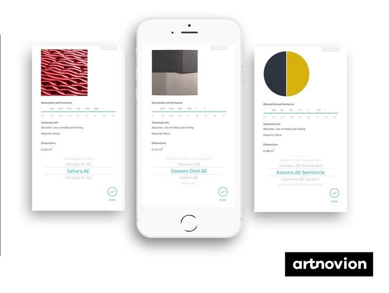 Artnovion giới thiệu ứng dụng tính toán âm học Impulso Architect