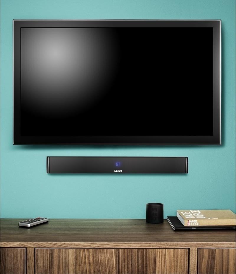 Canton ra mắt loa soundbar DM5, thiết kế dành cho không gian nhỏ
