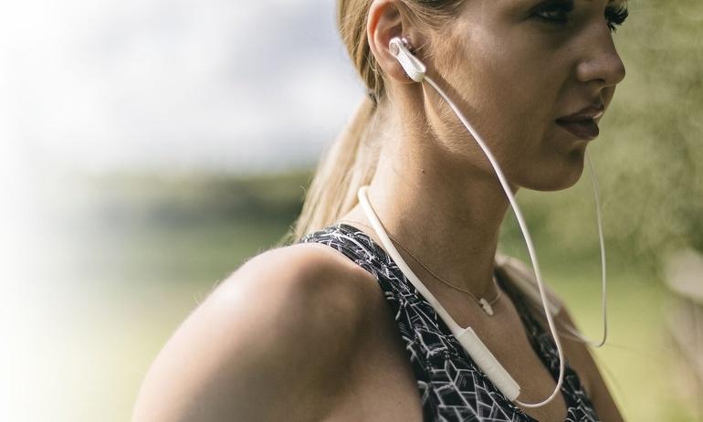 Meters Music giới thiệu tai nghe không dây M-Ears, trang bị Bluetooth aptX HD