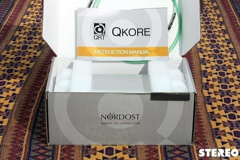 Loại bỏ nhiễu nguồn điện cho hệ thống với hộp tiếp mass Nordost QKore 1
