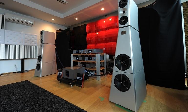 [Vietnam Hi-end Show 2017] Phòng nghe Công Audio: Sự lên ngôi của Ansuz Acoustics