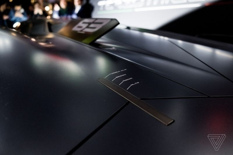 Lamborghini trình làng concept mới của