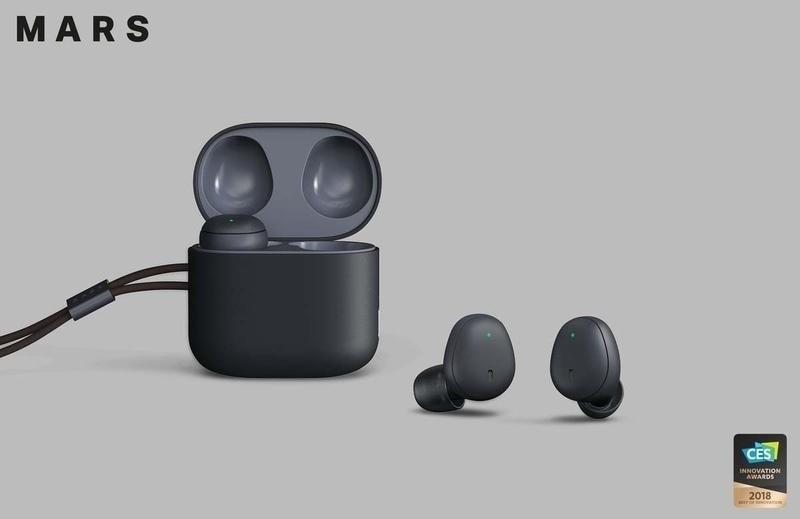 Line giới thiệu tai nghe true wireless thông minh Mars