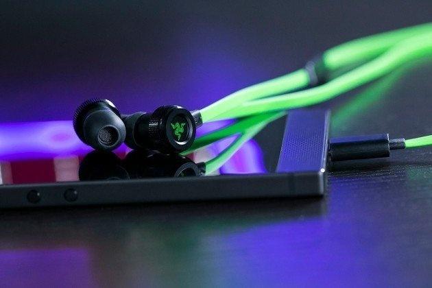 Razer giới thiệu phiên bản USB-C của tai nghe Hammerhead