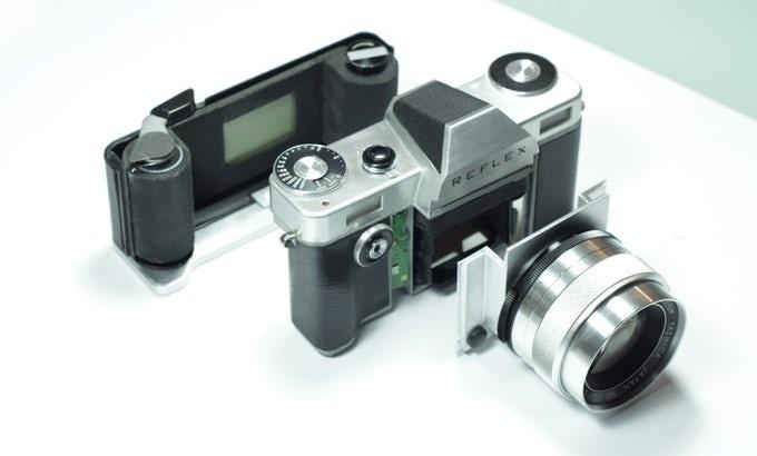 Reflex: Dự án Kickstarter dành cho người yêu thích việc chụp hình bằng máy phim 35mm
