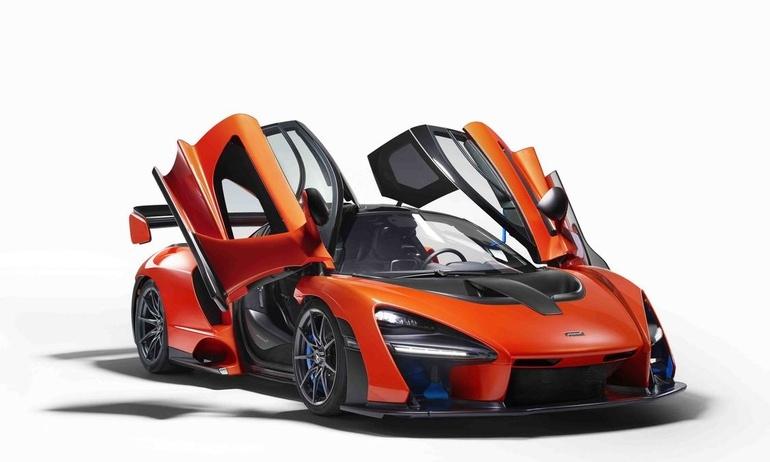 McLaren trình làng siêu xe thể thao triệu đô Senna