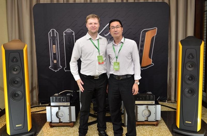 [Vietnam Hi-end Show 2017] AudioSolutions tìm kiếm nhà phân phối tại triển lãm ở TP Hồ Chí Minh