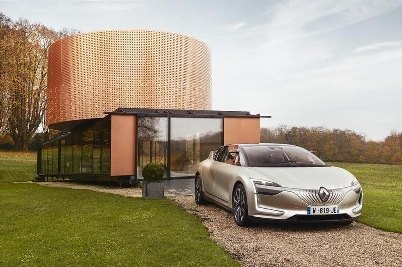 Devialet triển khai hệ thống âm thanh xe hơi đầu tiên trên chiếc Renault Symbioz