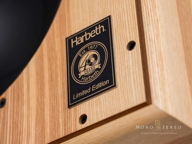 Harbeth tung ra thêm 2 phiên bản loa đặc biệt nhân dịp kỷ niệm 40 năm thành lập hãng