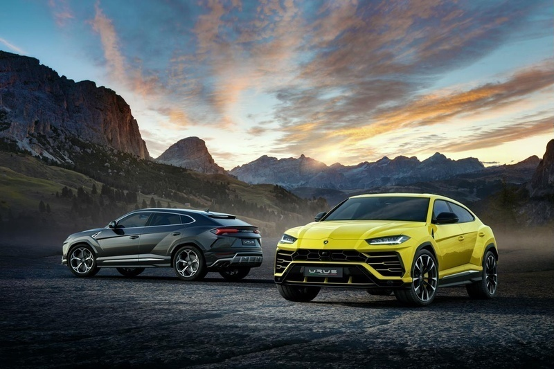 Lamborghini Urus: thành viên mới nhất của dòng xe SUV nhà Lamborghini