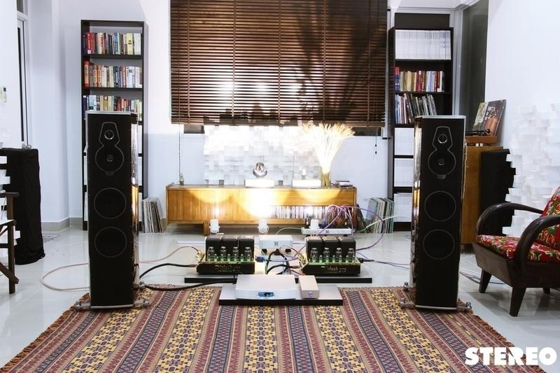 Music server Lumin A1: Đưa nhạc số đến tiệm cận âm thanh analog