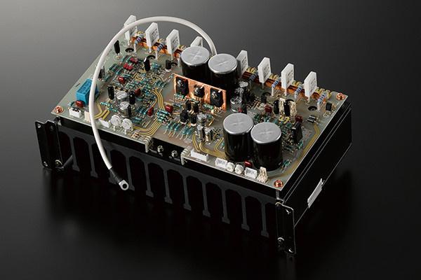 L-509X: Ampli tích hợp đầu bảng thế hệ mới của Luxman