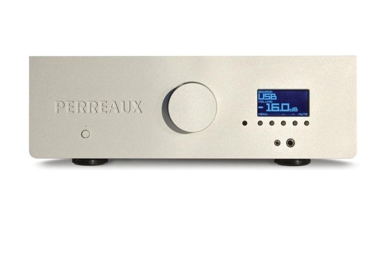 Perreaux ra mắt ampli tích hợp 255i