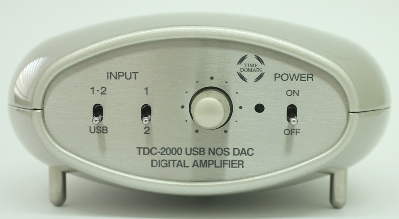 ShiroKuma TCD-2000: Bộ khuếch đại all-in-one siêu nhỏ gọn cho loa, chỉ nặng 1kg