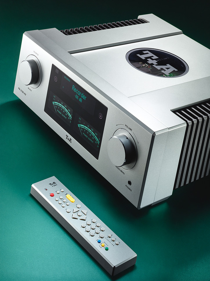 T+A PA 3100 HV/PS 3000 HV: Phiên bản cải tiến đáng giá của PA 3000 HV
