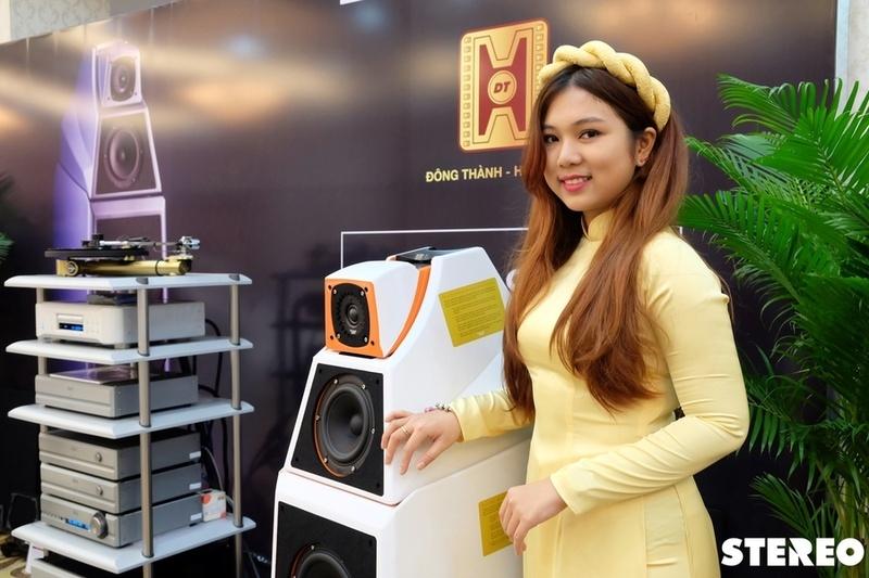 [Trải nghiệm Vietnam Hi-end Show 2017] P.4: Phòng nghe Đông Thành - Hòa Phúc