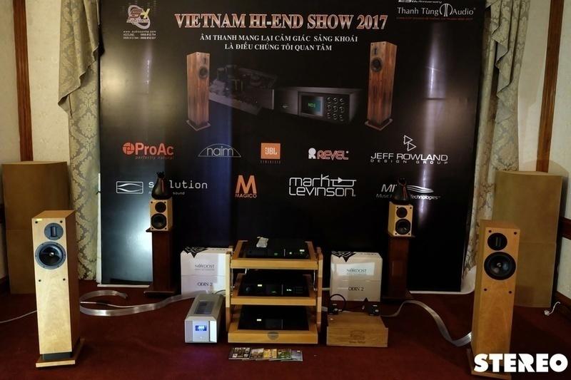 [Vietnam Hi-end Show 2017] Chính thức khai mạc tại Thành phố Hồ Chí Minh