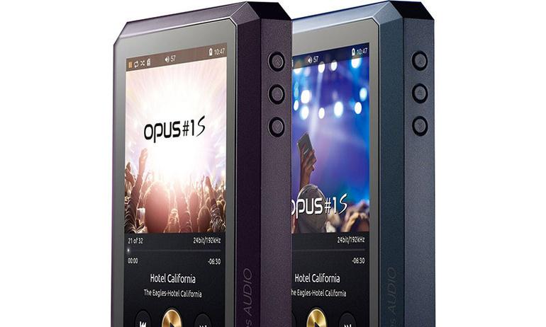 Opus #1S: phiên bản nâng cấp từ máy nghe nhạc Opus #1