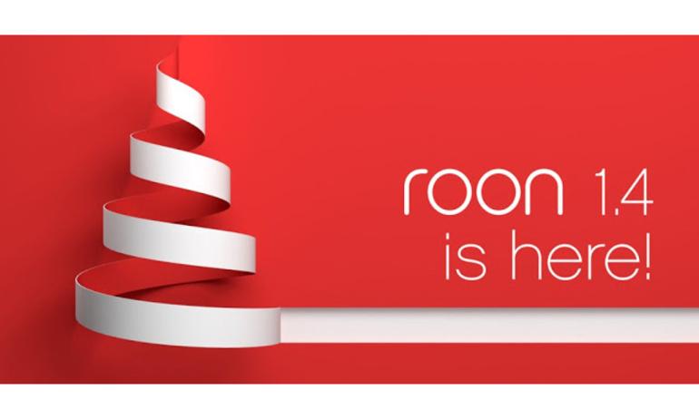 Roon Labs ra mắt bản cập nhật Roon 1.4