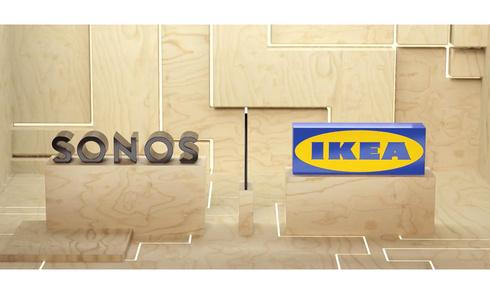 Sonos hé lộ kế hoạch hợp tác với tập đoàn nội thất IKEA