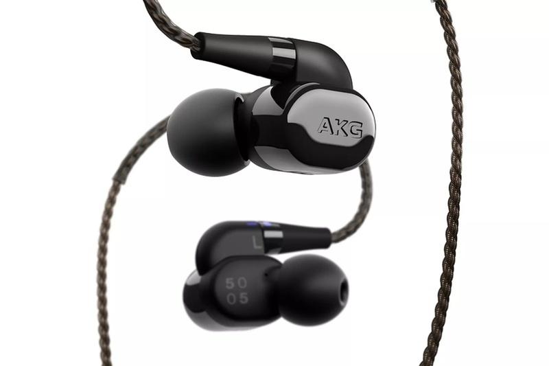 AKG trình làng mẫu in-ear hi-end N5005 có giá 1.000 USD