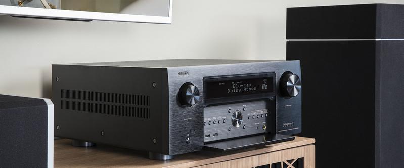 Denon ra mắt receiver đỉnh cao AVR-X8500H: 13.2 kênh, trợ lý ảo và nhiều hơn thế nữa
