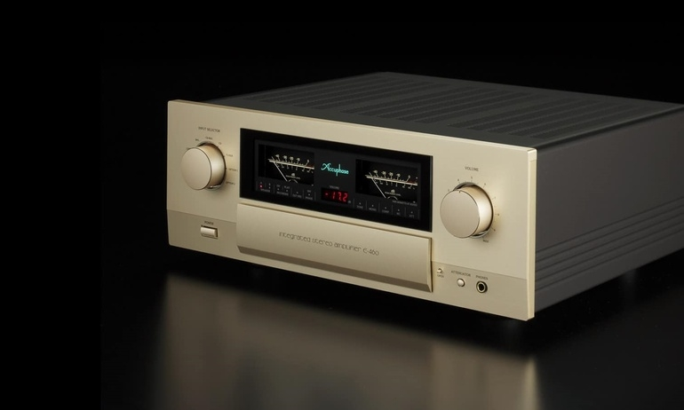 Accuphase E-650: