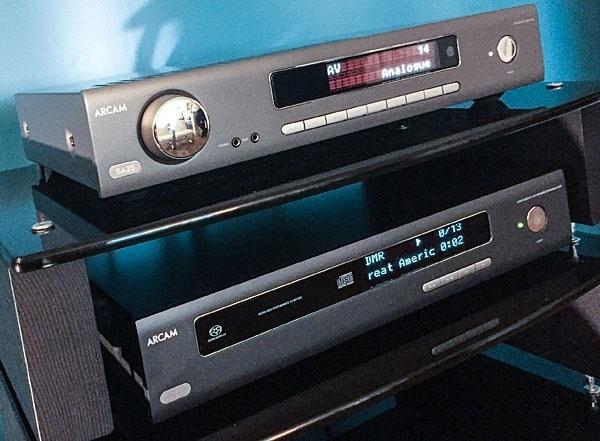 Arcam tung ra 1 đầu phát và 2 ampli mới dành cho phân khúc phổ thông