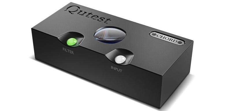 Chord công bố DAC di động nhỏ gọn Qutest: Tương đương Hugo 2, giá thấp hơn