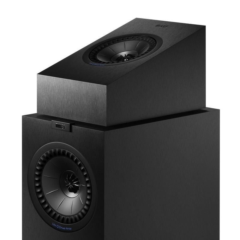 KEF giới thiệu loa Dolby Atmos dạng module Q50a