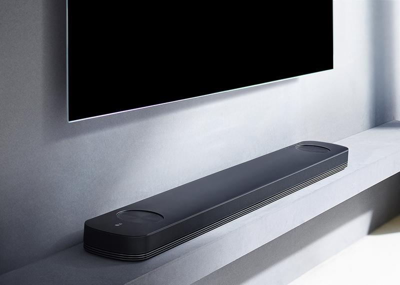 LG công bố hàng loạt sản phẩm âm thanh mới trước thềm CES 2018