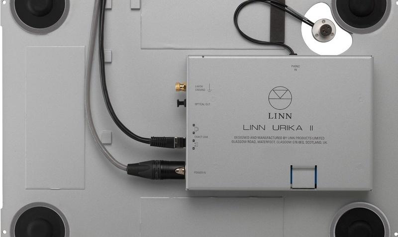 Linn ra mắt phono stage Urika II và bộ cấp nguồn New Lingo