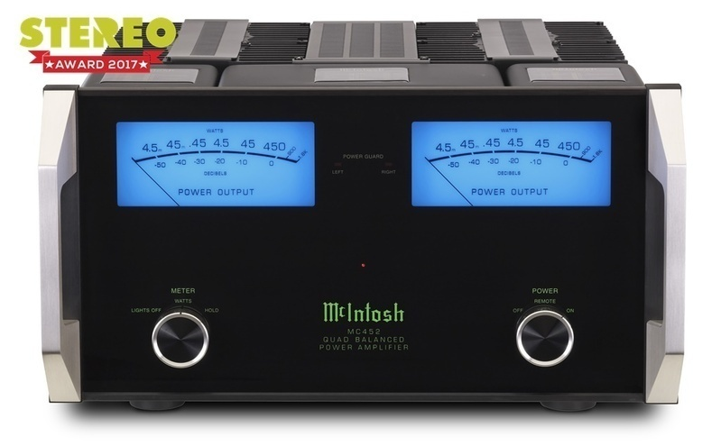 [STEREO AWARD 2017] Preamplifier - Amplifier