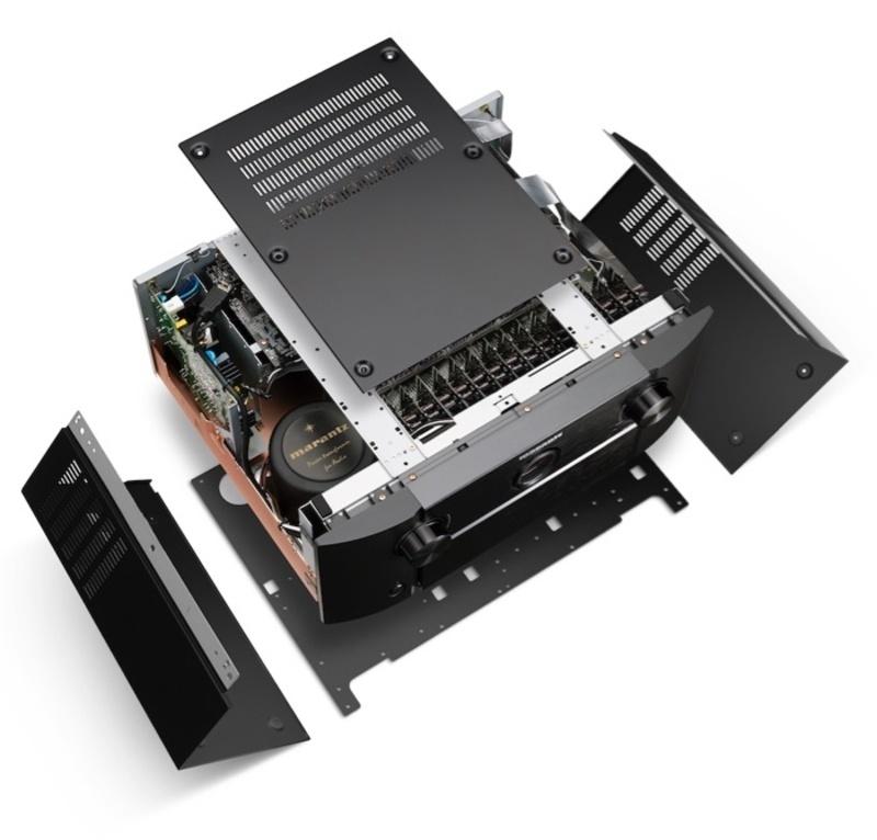 Marantz tung ra A/V Processor hàng đầu AV8805