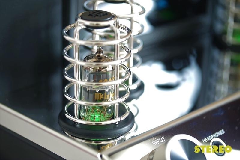 MA252: Ampli tích hợp hybrid đầu tiên của McIntosh