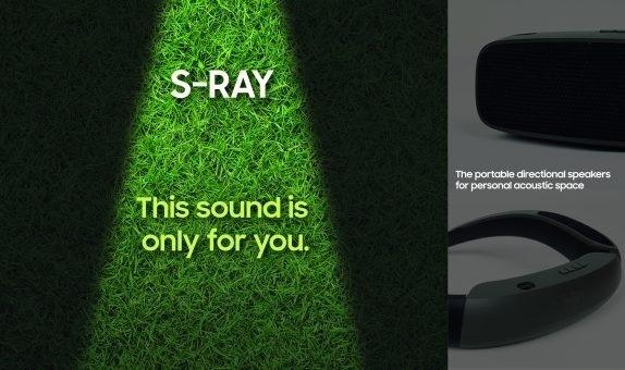 [CES2018] Samsung hé lộ dòng loa mới với tham vọng thay thế vai trò của tai nghe