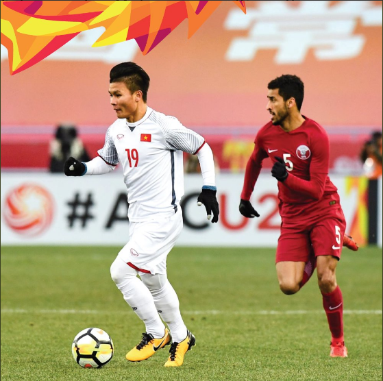 Cơn bão U23 Việt Nam đang càn quét giải U23 châu Á, vào thẳng trận chung kết