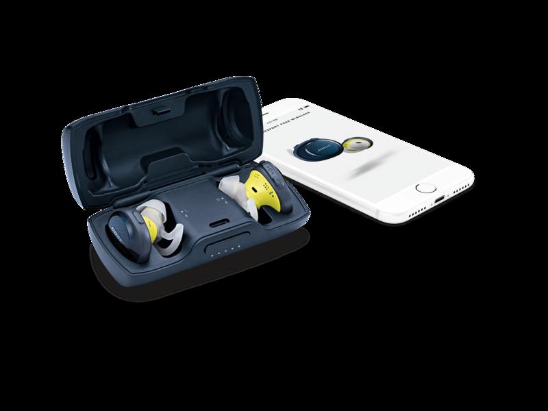 Bose giới thiệu dòng tai nghe không dây SoundSport Free tới thị trường Việt Nam
