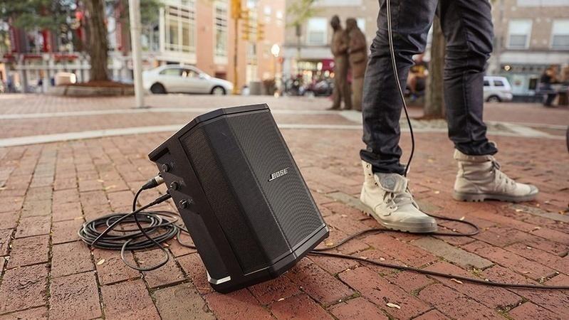 Bose S1 Pro: Giải pháp âm thanh chuyên nghiệp cho các nghệ sĩ